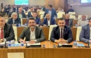 Alanya Belediyesi bütçede Antalya bölgesinde birinci...