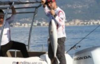 Balıkçılar Alanya'da yarışacak