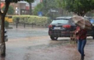 Meteoroloji'den Alanya'ya hafta sonu uyarısı