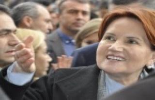 İYİ Parti Genel Başkanı Akşener Alanya'da