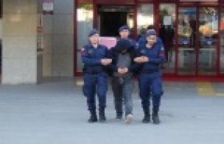 7 ayrı suçtan aranan cezaevi firarisi Alanya Cezaevinde!