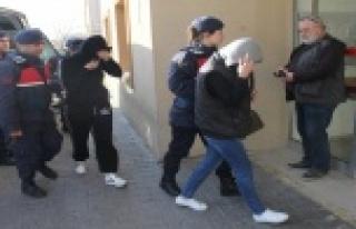 8 aydır kaçak olan çete lideri şüphelisi yakalandı,...