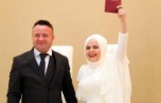 Antalya'da bir yılda kaç kişi evlendi, kaç...