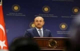 Bakan Çavuşoğlu: Şehitlerimizin kanı hiçbir...