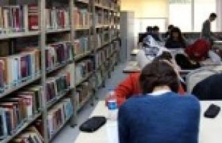 Alanya'da kütüphaneler kapatıldı!