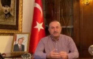 Bakan Çavuşoğlu'ndan yurt dışındaki Türklere...