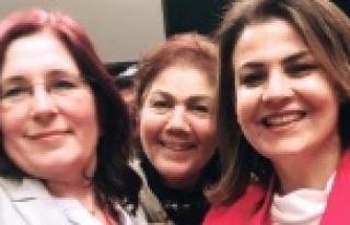 CHP'nin Alanyalı kadınlarını Antalya'da...