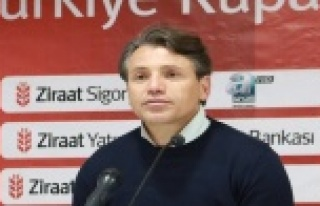 Tamer Tuna'dan Alanyaspor maçı yorumu