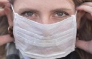 Zorunlu maske kullanımına uymayanlara 900 lira para...