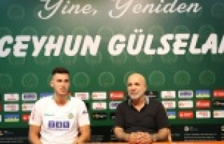 Ceyhun'la 2 yıllık yeni sözleşme