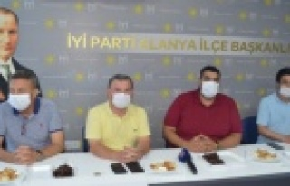 CHP'den Arıkan'a hayırlı olsun ziyareti