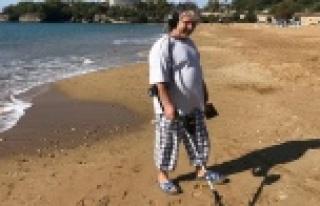 Alanya'da define avcısının 'yerli turist'...