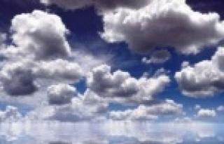 Antalya yeni yılı bulutlu havada karşılayacak