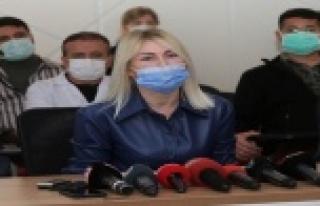 Çin aşısını ilk yaptıranlardan Rektör Özkan:...