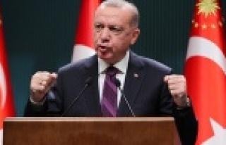 Cumhurbaşkanı Erdoğan'dan önemli açıklamalar!...