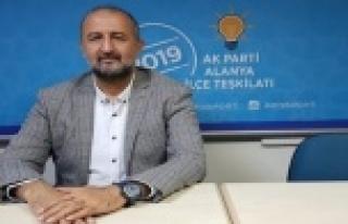 Ak Partili Kiriş'ten kuraklık uyarısı