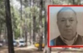 Alanya'da ormanda fenalaşan turist öldü