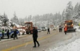 Alanya-Konya yolunda feci kaza! Ölü ve yaralılar...