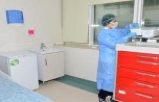 Antalya'ya sağlık çalışanları için 25 bin...