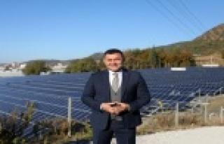 Başkan Yücel:'Enerji tasarrufu geleceğe yatırımdır'