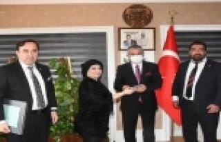 Kemer'de İran - Türkiye Turizm İşbirliği...