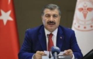 Koca açıkladı! Mutasyon geçiren yeni virüs Türkiye'ye...