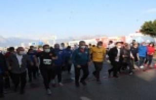 16. Runatolia maratonu, 39 ülkeden 3 bin 500 sporcunun...
