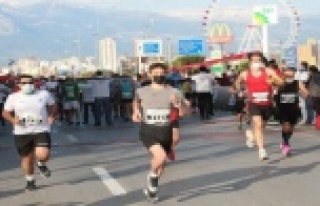 16. Runatolia maratonunda dereceye girenler belli...