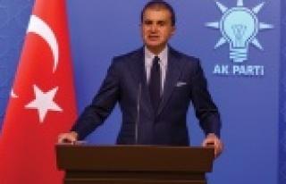 AK parti sözcüsü Ömer Çelik: 'Kılıçdaroğlu'nun...