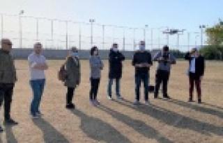 Alanya'da İnsansız Hava Aracı eğitimi verildi