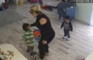 Alanya'da kreşte çocuğa şiddet iddiası