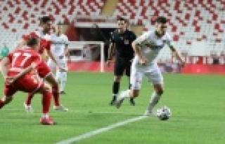 Alanya final biletini Antalya'ya verdi