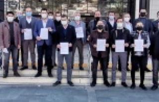 Alanya MHP'den savcılığa Aytemiz dilekçesi