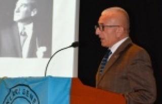 Alanya Türk Ocakları'ndan Andımız açıklaması
