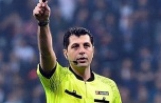 Alanyaspor'un yarı final maçını yönetecek...