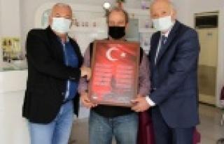 ALTSO'dan İstiklal Marşı hatırası