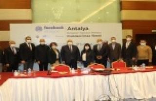 Antalya bilişim dünyasının buluşma noktası olma...