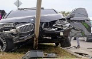 Antalya'daki feci kazada öldüğü bilgisi verilen...