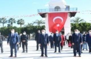 """Başkan Topaloğlu: """" Türk ordusu 7 düvele meydan..."""