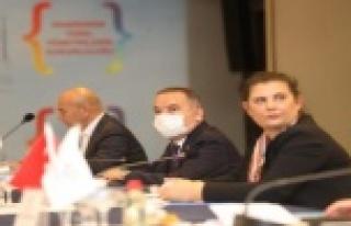 Büyükşehir başkanları toplantısında pandemi,...