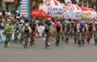 Cumhurbaşkanlığı Bisiklet turuna Alanya etabı...