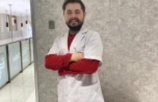 """Dr. Mustafa Kadir Toktaş: """"Pandemi sürecinde diş..."""