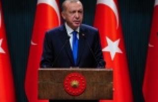 Erdoğan Türkiye'nin beklediği açıklamayı...