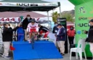 İşitme Engelliler Avrupa Yol Bisiklet Şampiyonası...