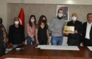 'Kerem ile Aslı' ekibinden Çavuşoğlu'na...