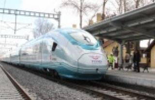 Konya-Karaman hızlı treni Mayıs sonunda sefere...