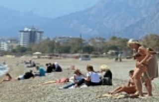 Mart ayının sonlarında turistlerin kısıtlamasız...