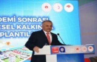 Vali Yazıcı, Kepez'in kültür ve sanat adasını...
