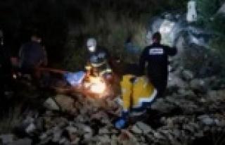 Alanya'da feci kaza: 1 ölü, 2 ağır yaralı...