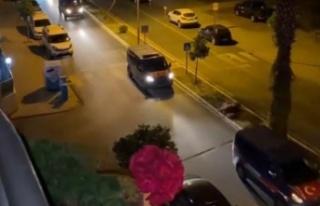 Alanya'da jandarmadan sirenli sürpriz